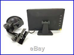 Reversing brake light camera kit 5 inch monitor for volkswagen crafter sprinter