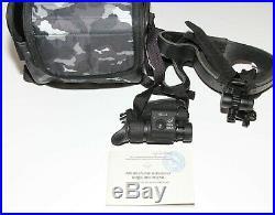 SALE! Night vision monocular NPZ PN21K Gen 2+ 1x lens + goggle kit