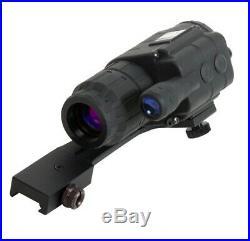 SIGHTMARK Ghost Hunter 2x24 Night Vision Riflescope Monocular Rifle Mount Kit