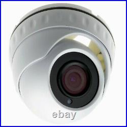 Sentry Cctv System 1080p Sony Dome 2 Camera Kit 250gb 500gb 1tb 2tb Dvr Recorder