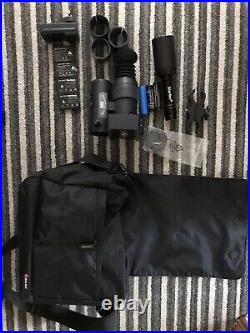 Snipercam And Starlight iR Torch Night Vision Kit