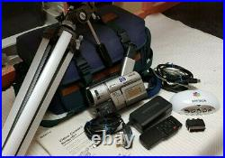 Sony CCD-TRV48E Camcorder Video 8XR + Night Vision mode Complete Filming Kit