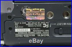 Sony DCR-TRV22 NTSC LCD MiniDV Camcorder Kit Video Transfer