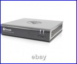 Swann 4CH 1080P DVR CCTV Camera Home Security System Kit IR Outdoor Night Vision