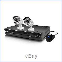 Swann 4 Channel CCTV Sercurity Kit 720p HD 1 TB NVR and 2 x 720p HD Camera