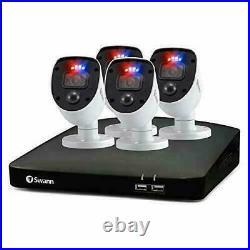 Swann 8CH 1TB HDD 1080P DVR CCTV Camera Home Security System Kit IR Night Vision
