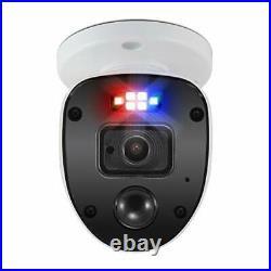 Swann CCTV Kit, 8 Channel 1080p Full HD 1TB HDD DVR-4680 with 4 x PRO-1080SL
