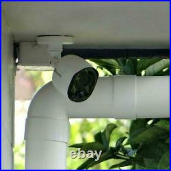 Swann DVR4 4580 4 Channel 1TB DVR 2x 1080MSB HD Motion Sensing Cameras CCTV Kit