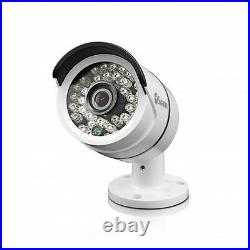 Swann DVR4 4750 4 Channel 1080p TVI AHD 1TB HDD Pro-T858 3MP Cameras CCTV Kit