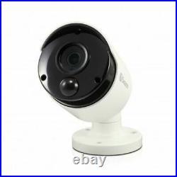 Swann DVR4-4980 4 Channel 1TB Super HD 2x 5MP Thermal Sensing Cameras CCTV Kit