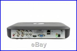 Swann DVR4-4980 4 Channel 1TB Super HD 4x 5MP Thermal Sensing Cameras CCTV Kit