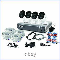 Swann DVR8-4580 Motion-Sensing 8 Channel 1TB CCTV Kit with 4x 1080p Cameras