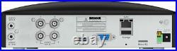 Swann DVR 4680 4 8 Channel 1080p Full HD 1080MSFB FLASHLIGHT 2TB HDD CCTV Kit