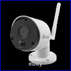 Swann NVW-490 1TB 4x 1080p WiFi Monitoring System CCTV Kit IP Wireless Cameras
