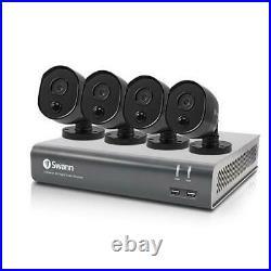 Swann SWDVK-445804BV video surveillance kit Wired 4 channels