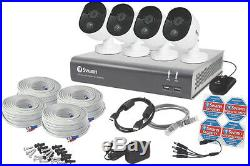 Swann SWDVK 4580 Heat-Sensing 8 Channel 1TB HD1080 4 Camera PRO-1080MSB CCTV Kit