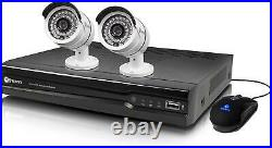 Swann SWNVK-470822-UK 4 Channel 720p HD 1 TB NVR and 2 x 720p HD Camera