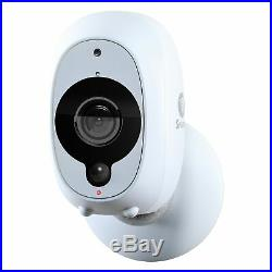 Swann Smart Wireless Indoor/Outdoor HD Security Camera Kit with Night Vision