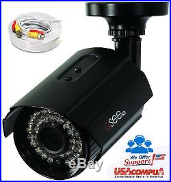 TVT vs Q-SEE 8 CH 8 CAMERA 1080P SECURITY SYSTEM KIT WITH 1TB WD PURPLE HDD