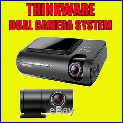 Thinkware F770 Front & Rear Dashcam Full Hd, 32gb Speed Camera, Cig+hardwire Kit