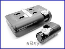 Thinkware F770 Front & Rear Dashcam Hardwire Kit, Gps, Wifi, Speed Camera, 32gb