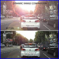Thinkware F800 PRO KIT 2CH 32GB Full HD WIFI GPS Night Vision + Rear Cam