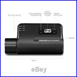 Thinkware F800 PRO KIT 2CH 32GB Full HD WIFI GPS Night Vision+Rear Cam+HW Kit