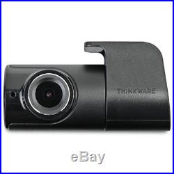 Thinkware F800 Pro Dash Cam 32GB Kit withRear Cam Hardwire WiFi GPS Night Vision