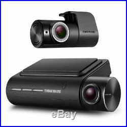 Thinkware F800 Pro Front & Rear Dashcam Kit Full Hd, Gps, Wifi Speed Camera 32gb