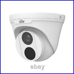 Uniview 4 Channel NVR 2MP HD NVR301-& 4 x 2MP 2.8mm Turret IP Cameras CCTV KIT
