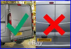 Vauxhall Vivaro Reversing Camera Kit For Brake Light Integration (2014 -Present)