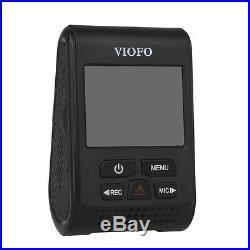 Viofo A119S V2 2inch 1080P DVR GPS Dash Camera 135° FOV+Hardwire Kit+CPL Filter