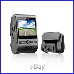 Viofo A129 Duo HD 1080P 30FPS Dual Lens Dash Camera WiFi +GPS +Hardwire Fuse Kit