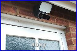 Wi-fi Floodlight & Covert 1080P Camera Kit Unique Home Security Device