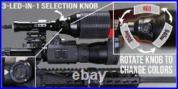 Wicked Lights A67IR Infrared Illuminator and Red Night Hunting Light Kit