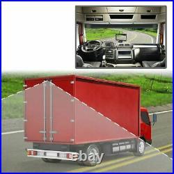 Wireless Dual Rear View Reversing Camera 7 HD Monitor Kit for Van/Campers/Truck