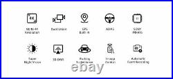 Xiaomi 70mai Smart Dash Cam 4K A800S + Parking Hardware KIT 25 HOUR GUARD move