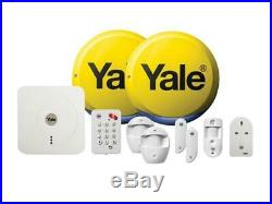 YALE SMART LIVING Smart Home Alarm, View & Control Kit