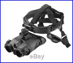 YUKON NIGHT VISION NV Tracker 1x24 Goggles VIKING 25025 Head Mount Kit