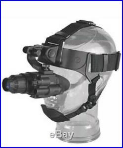YUKON PULSAR CHALLENGER GS 1x20 NIGHT VISION MONOCULAR WITH HEAD MOUNT KIT