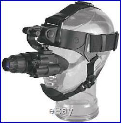 YUKON PULSAR CHALLENGER GS 1x20 NIGHT VISION MONOCULAR WITH HEAD MOUNT KIT 74095