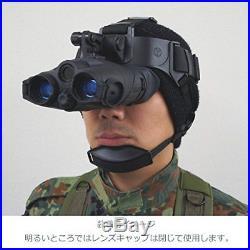 Yukon 1x24 NV Tracker Goggles 25025 Headmount Head Mount Night Vision Kit
