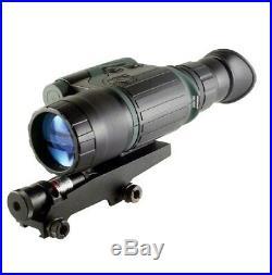 Yukon 3x42 NVMT Spartan Night Vision Riflescope Kit, (UK)