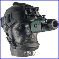 Yukon Advanced Optics NVMT Spartan 1x24 Gen 1 LED Goggle Head Mount Hunting Kit