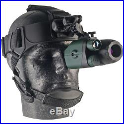 Yukon Advanced Optics NVMT Spartan 1x24 Gen 1 LED Goggle Head Mount Hunting Kit