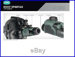 Yukon NVMT Spartan 1x24 Generation 1 Goggle Kit (UK)