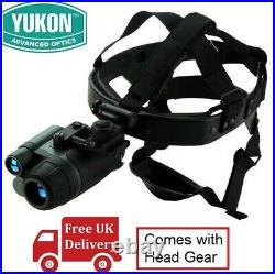 Yukon NVMT Spartan 1x24 Generation 1 Goggle Kit (UK Stock)