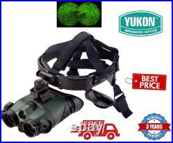 Yukon Tracker NVG 1x24 Night Vision Goggle Kit 25025 (UK Stock)