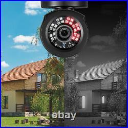 ZOSI 8CH 1080P HDMI DVR 3000TVL CCTV Camera Home Security System Kit Outdoor HD
